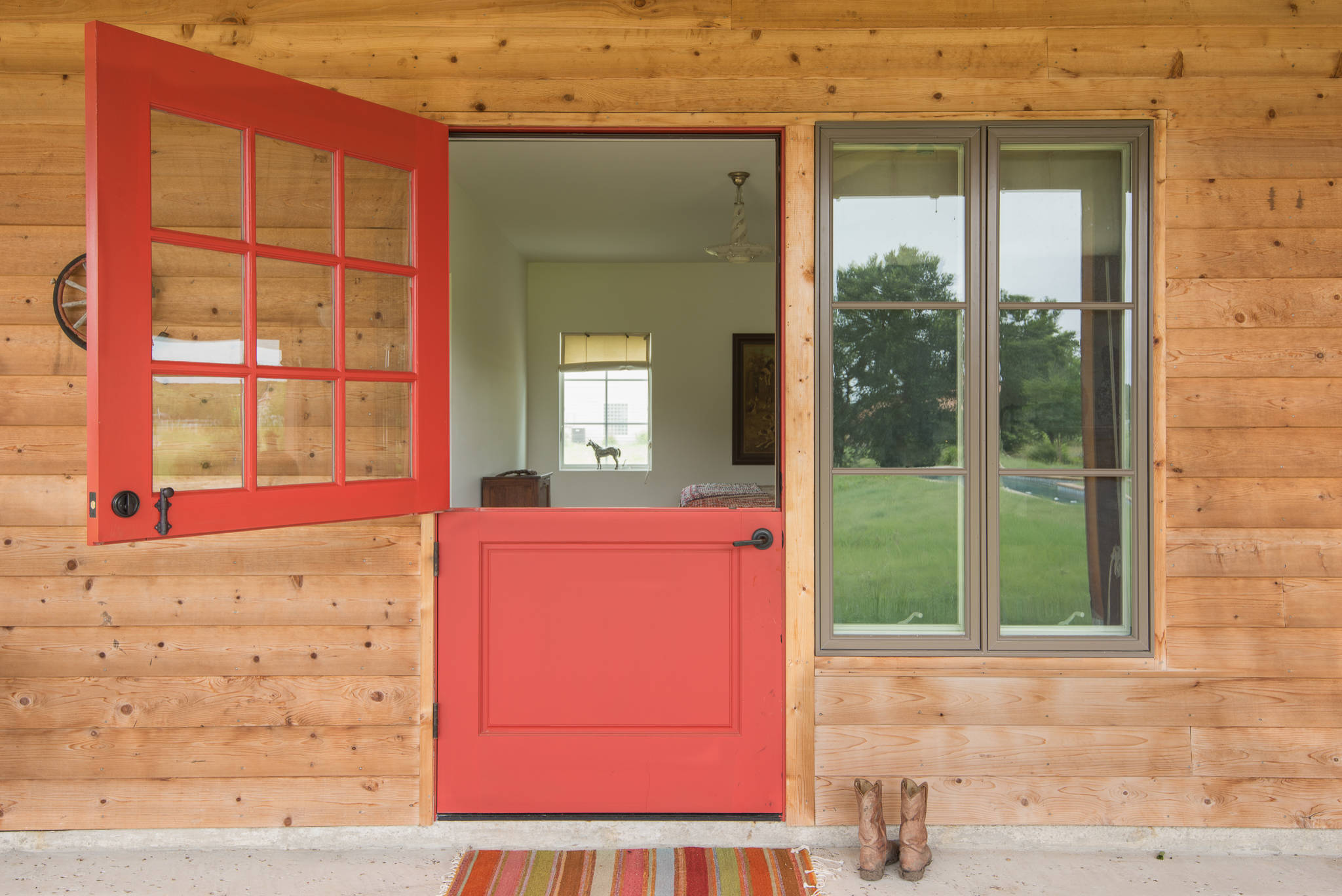 View in gallery & 10 Tips for Adding a Dutch Door In Your Home