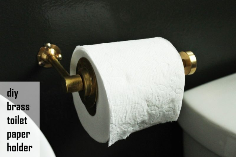 The Toilet Paper Holder – An Unexpected Source Of Beauty In The Bathroom
