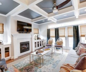 ... 12 Ways to Incorporate a Coffered Ceiling Into Your Home