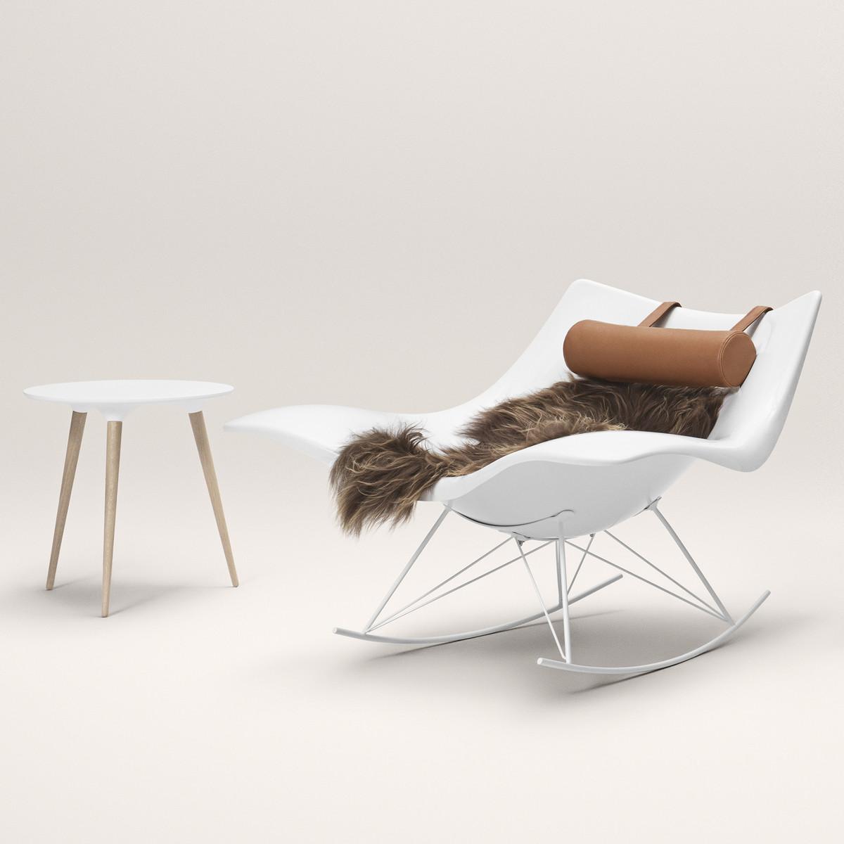 Modern rocking chairs where innovation meets tradition for Schaukelstuhl shaker