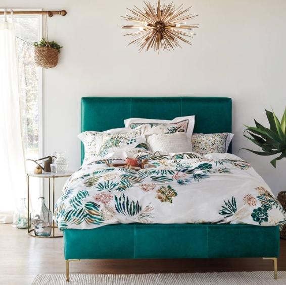 Gorgeous Bright Bedroom