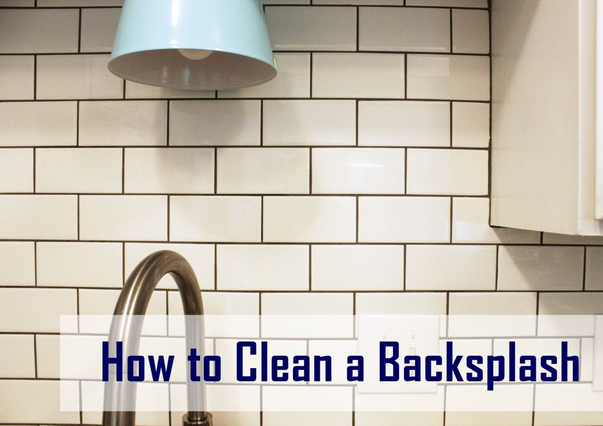 kitchen tile cleaner how to clean kitchen backsplash tiles 3244
