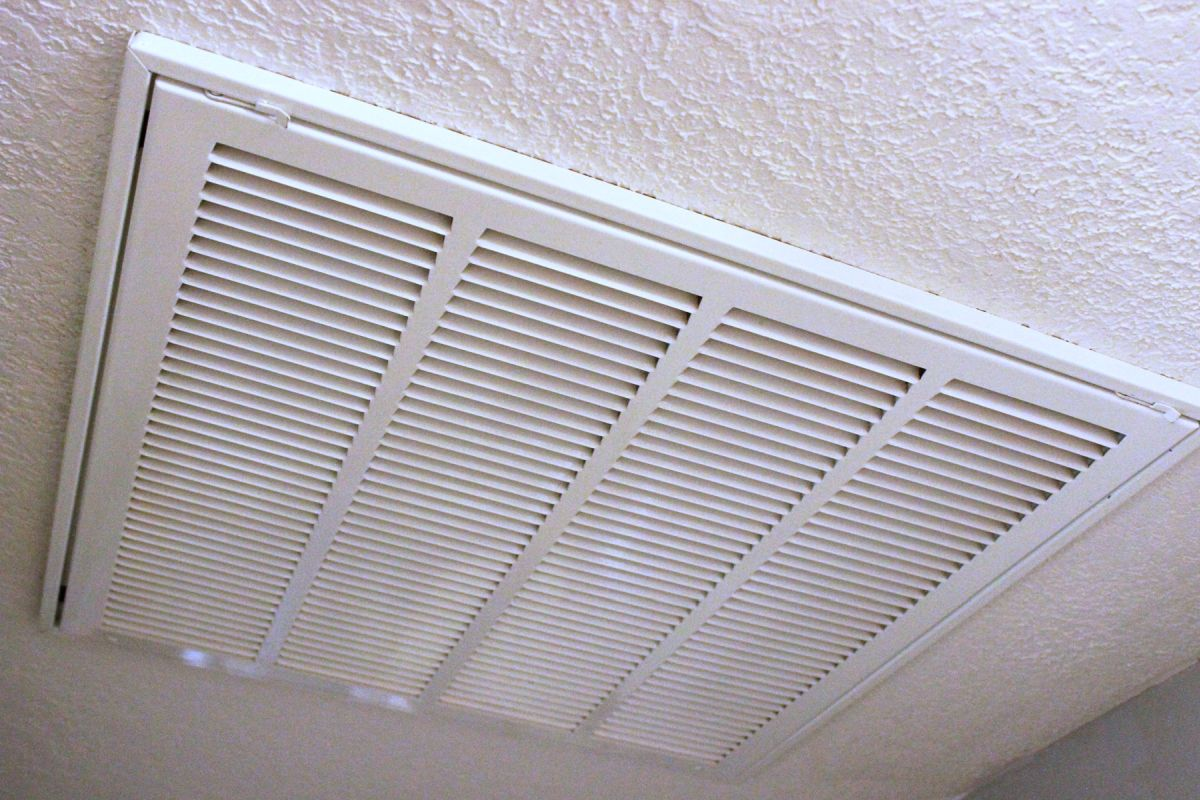 Air Ventilator Home : How to clean an air vent in your home