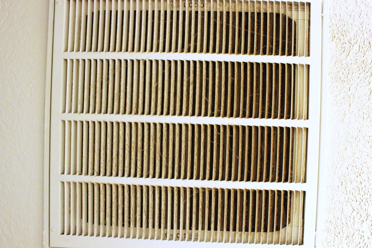 how to clean your vents