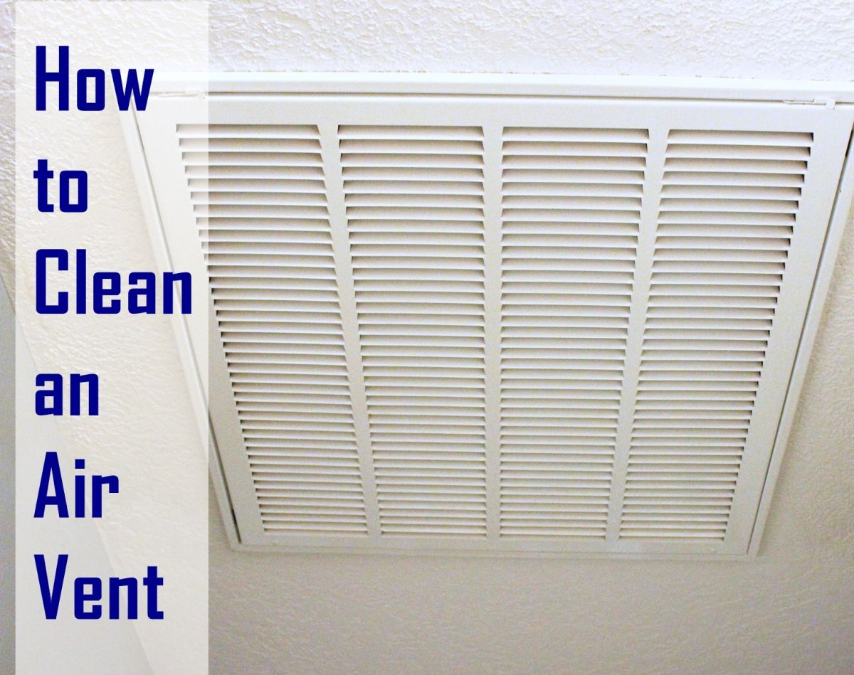 How to Clean an Air Vent in Your Home