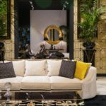 How to decorate with a rich color - opulent style