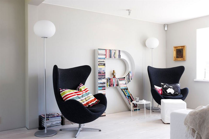 Arne Jacobsen's Iconic Egg Chair In Modern And ...