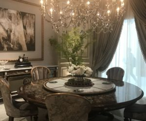 Incroyable 10 Luxury Dining Rooms With Inspiring Baroque Style