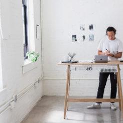 Minimalist Standing Desk Artifox
