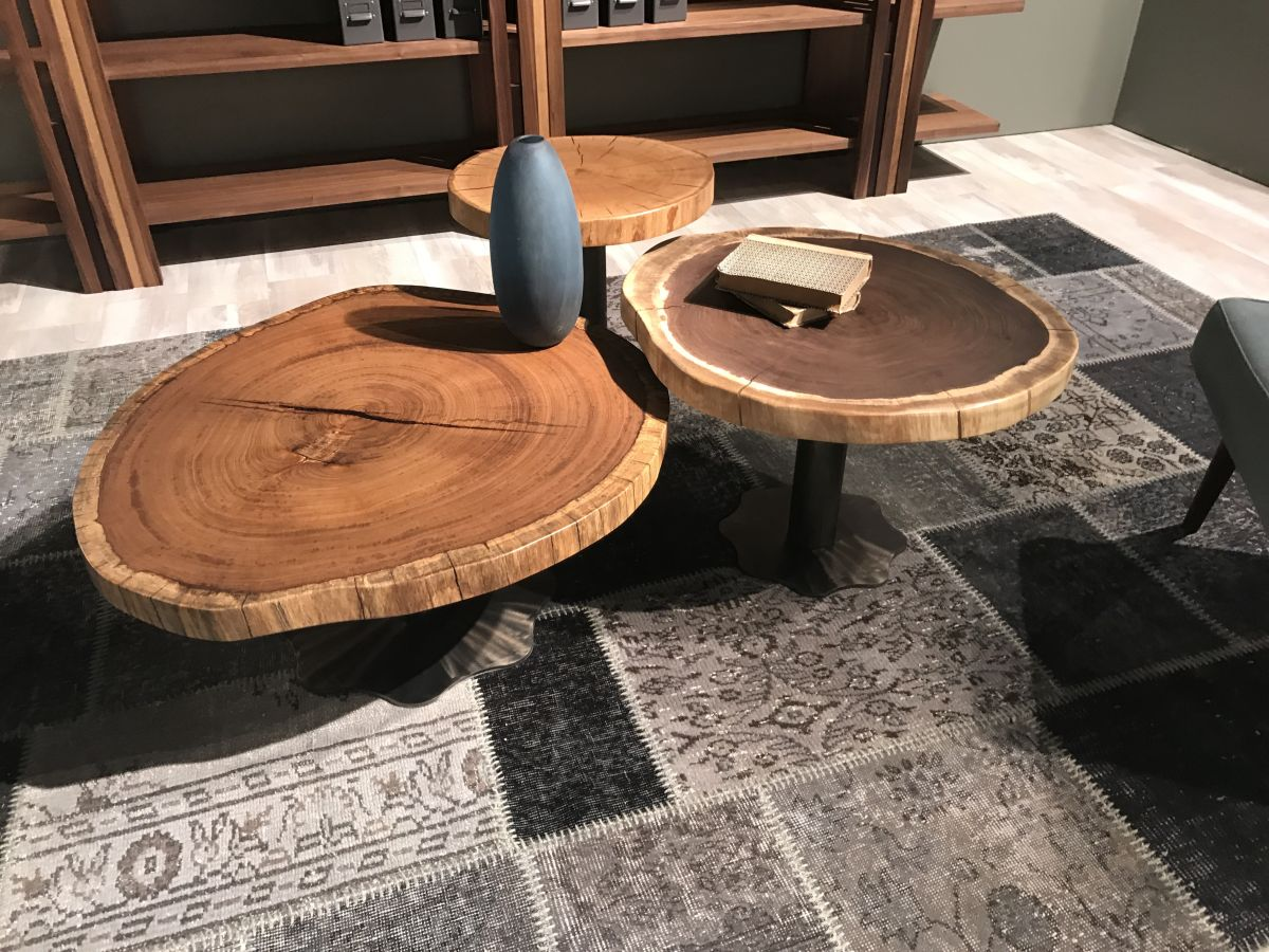 Live Edge Coffee Tables That Capture Nature S Beauty In Their Designs