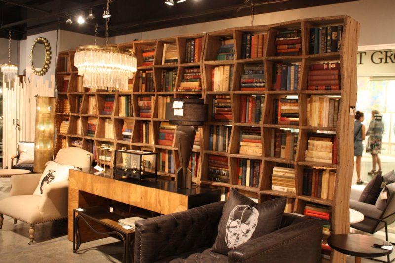 Cool Bookshelves of All Kinds Enhance Home Decor