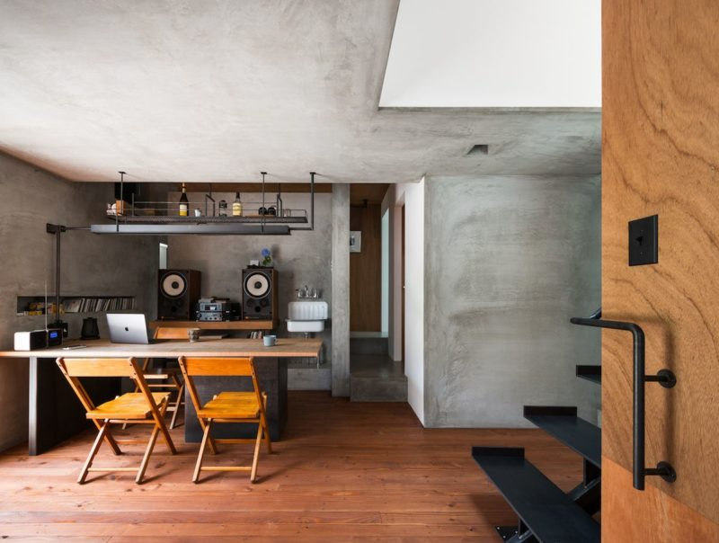 A Photographer's House And Studio Blended Into One