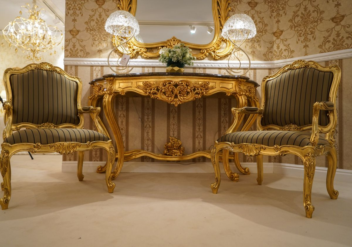 Luxury Furniture Adds Elegance And Style To A Home