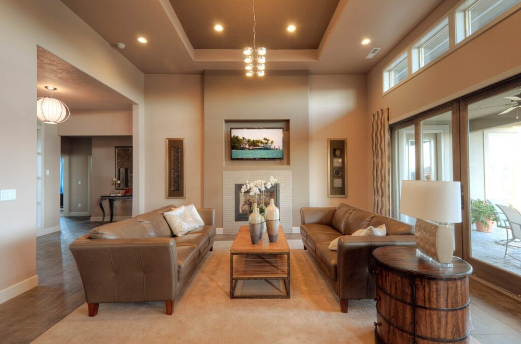 What Is a Tray Ceiling?