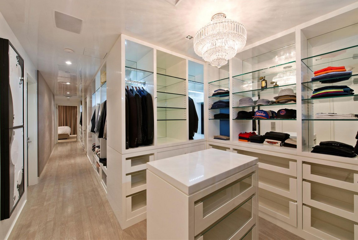 stylish walk in closet ideas from inspired designers