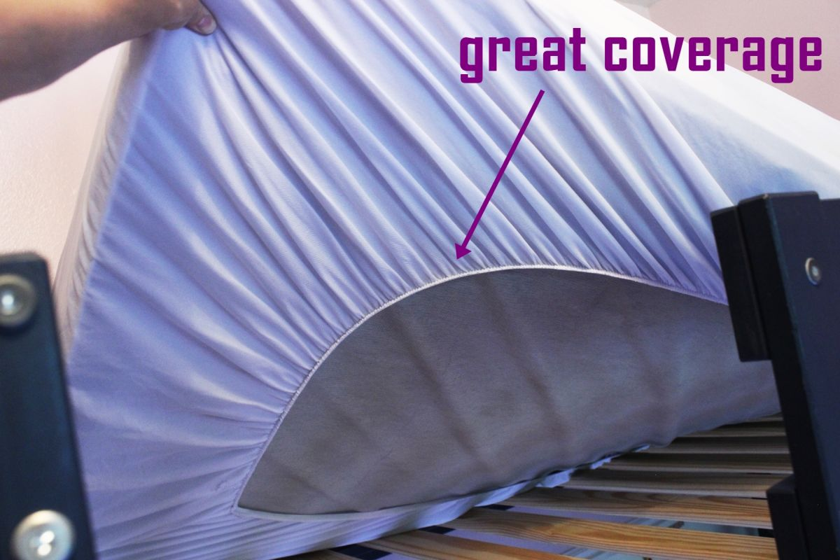 how to clean mattress cover