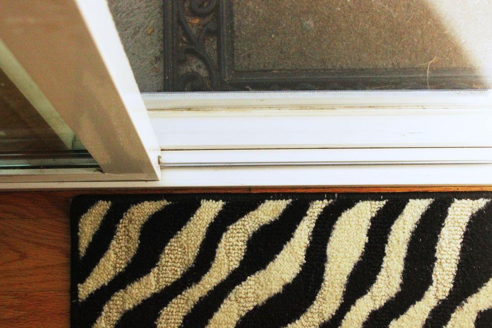 window tracks will work better for your sliding windows