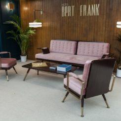 Bert Frank Decorx Furniture Collaboration