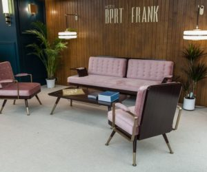 Bert Frank Decorx Furniture Collaboration