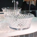 Bianchini and Capponi Crystal Bathroom Washbasin