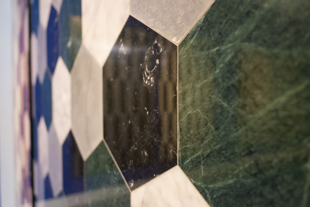 Amazing ideas for dreamy bathroom tile designs for Bisazza bathroom ideas