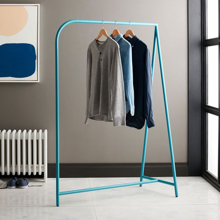 Standing Coat Rack Bedroom