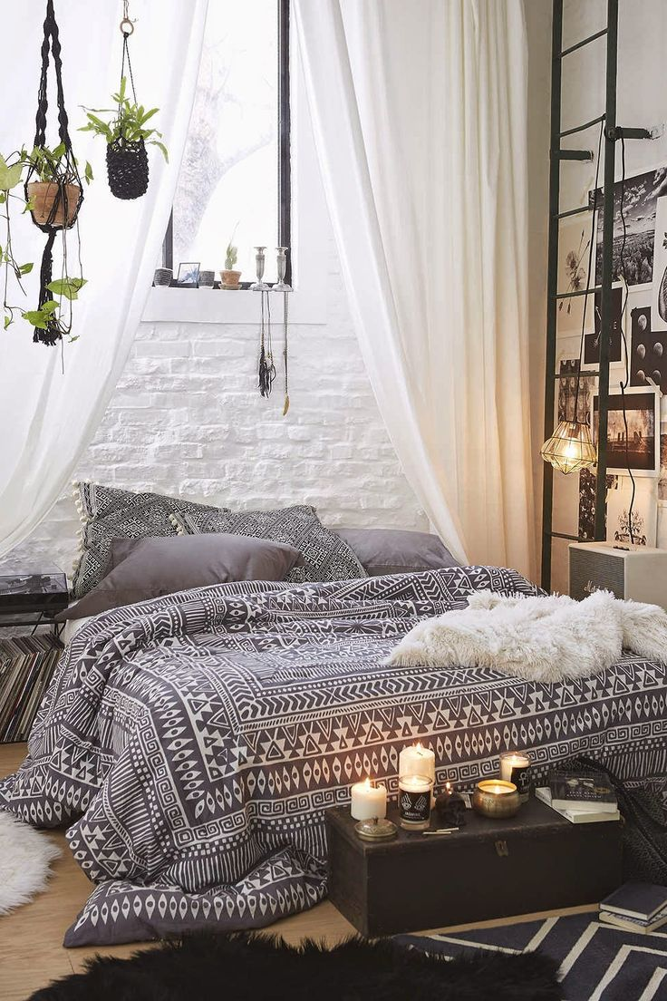 View in gallery 40 Bohemian Bedrooms To