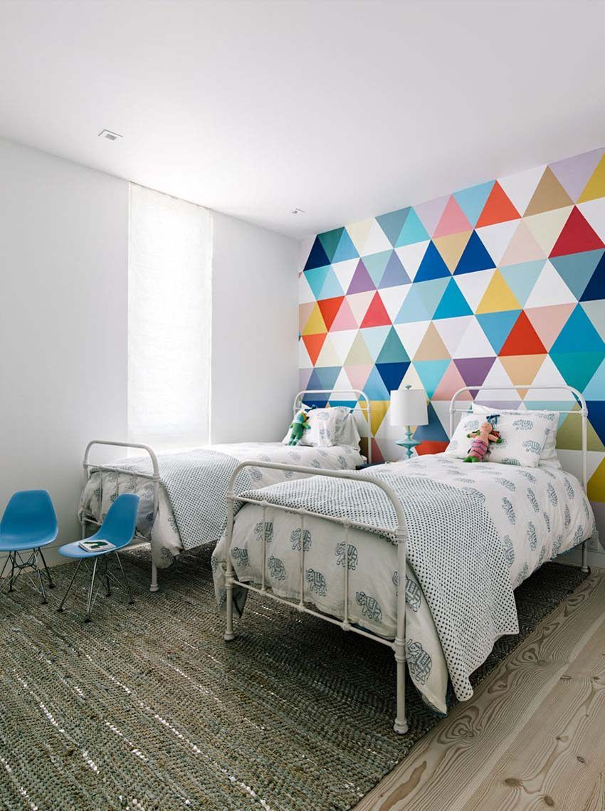 10 Wallpapers To Treat Your Kid S Bedrooms