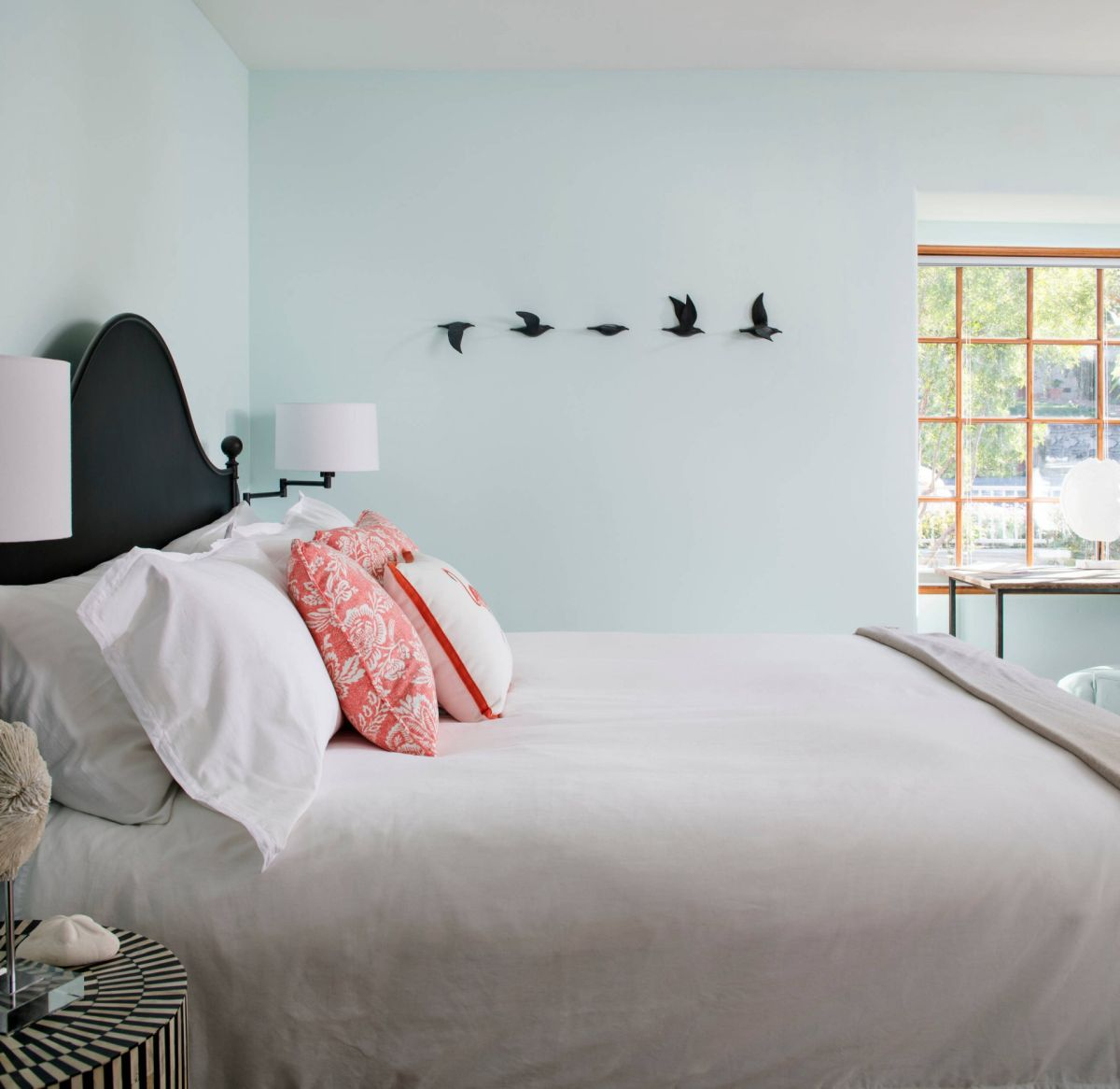 View In Gallery When You Thought Bedroom Paint Colors