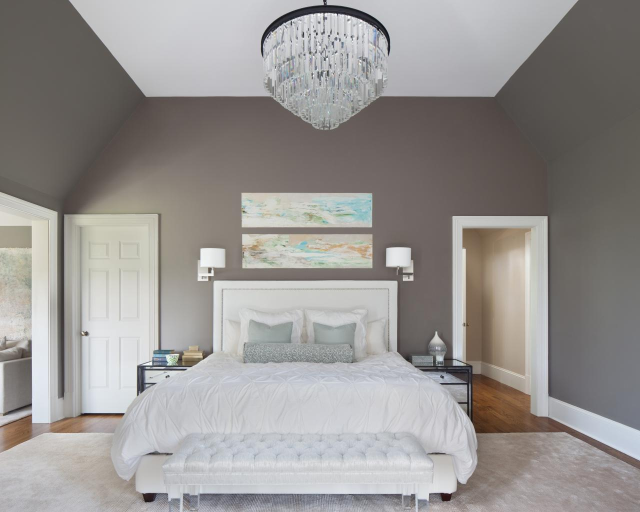 Gray Bedroom Design. 3  Gray The Four Best Paint Colors For Bedrooms