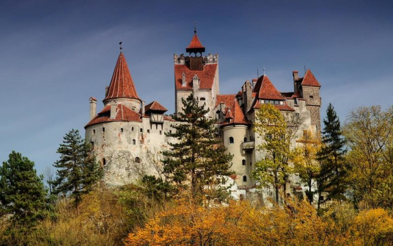 The Origins of Dracula's Castle – Behind The Myth
