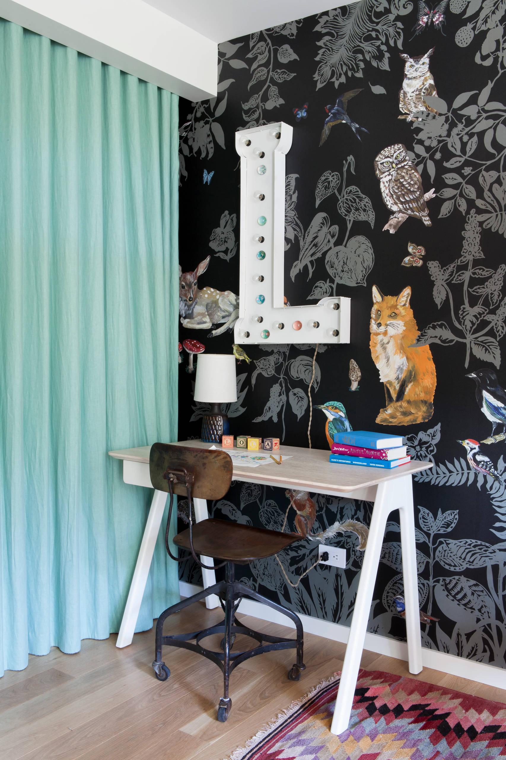 10 Wallpapers to Treat Your Kid\u0027s Bedrooms