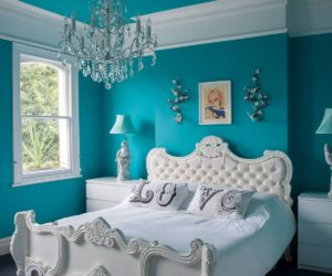 the four best paint colors for bedrooms - Blue Bedroom Paint Colors