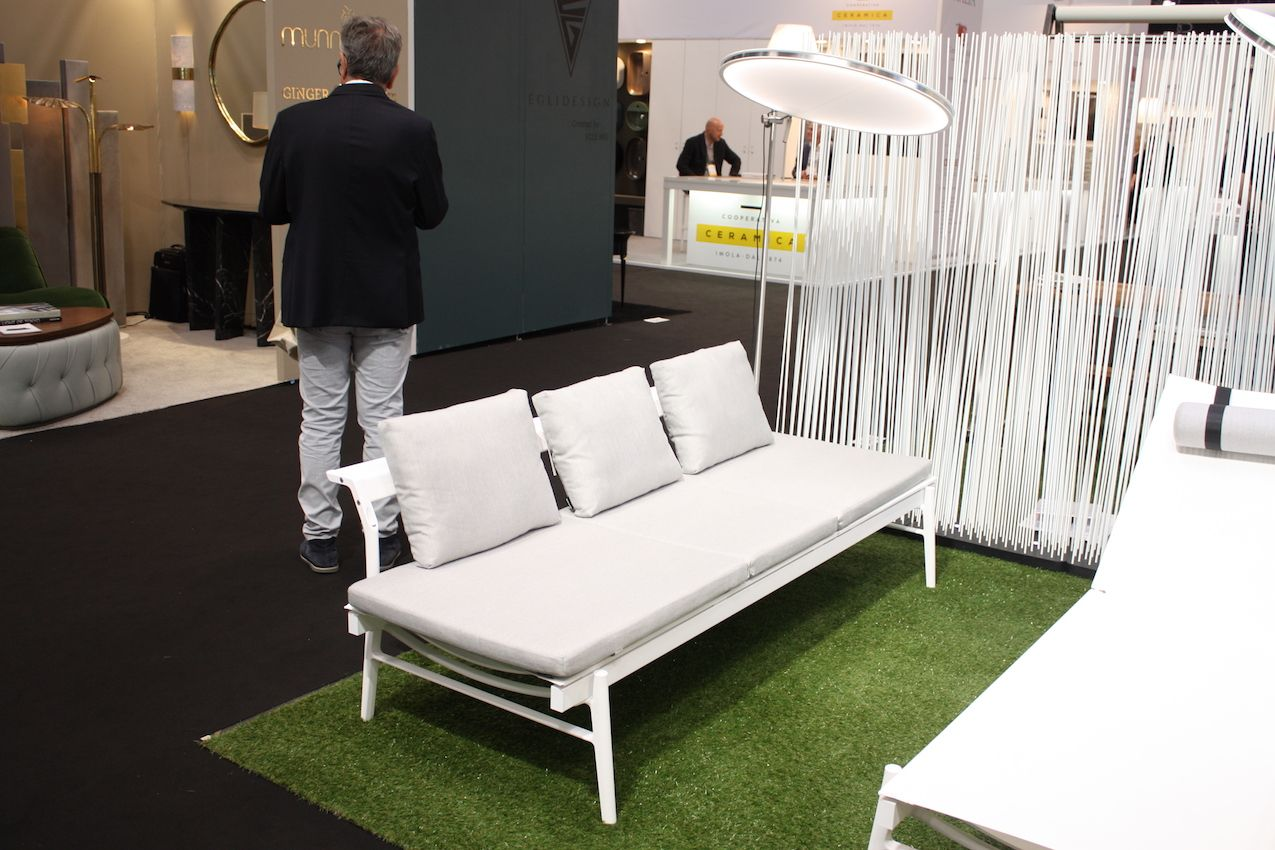 A daybed that converts to a sofa is extra functional.