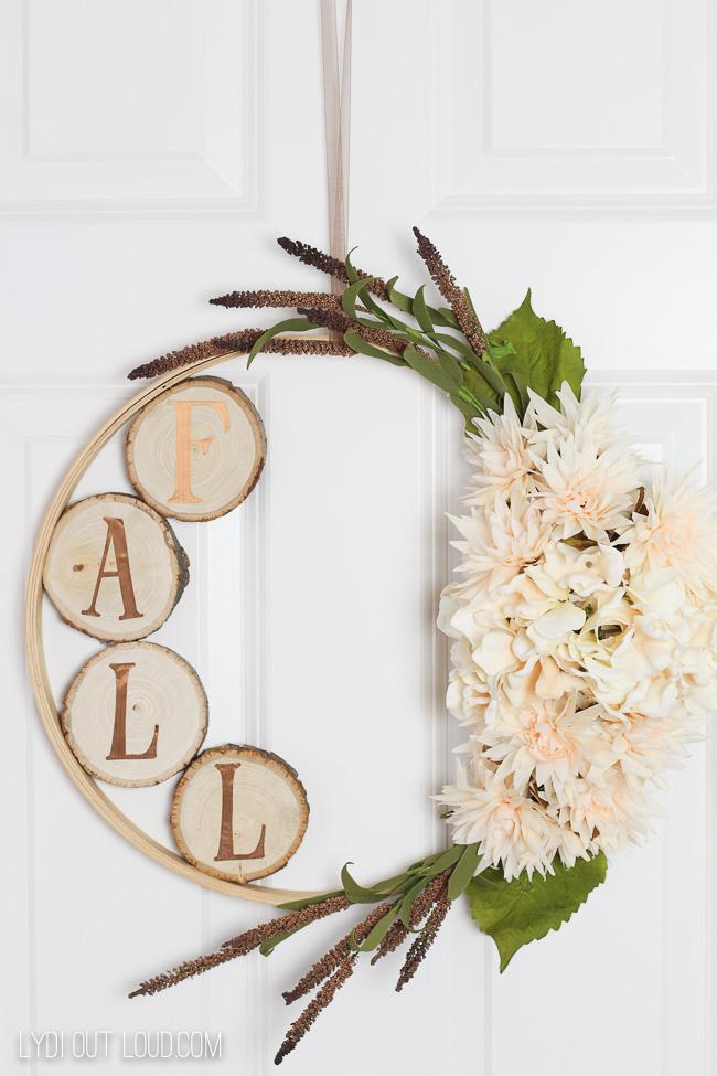 Simple Chic Wreath