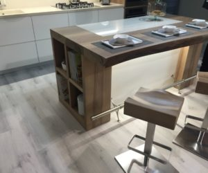 Floating Breakfast Top For Kitchen Island