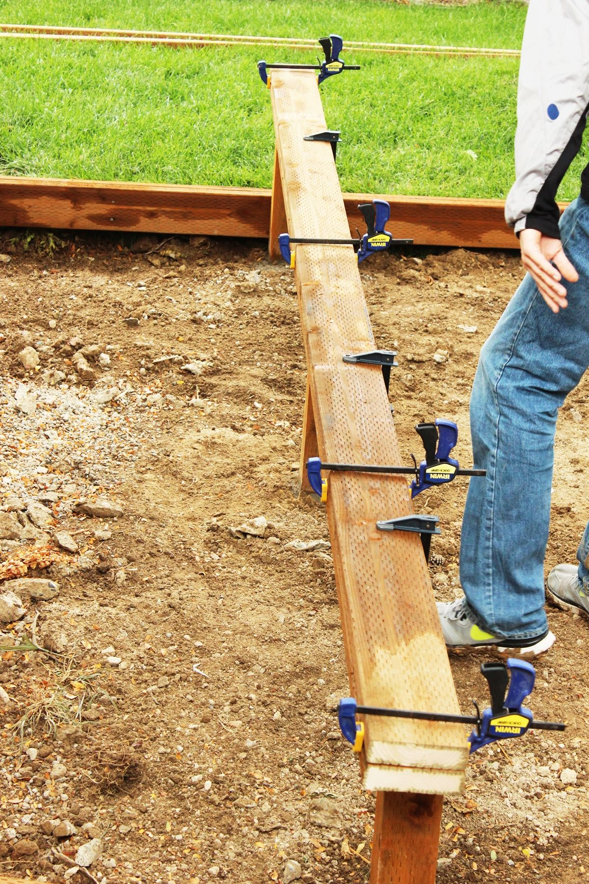 How to Build a Deck Frame \u2013 Home info