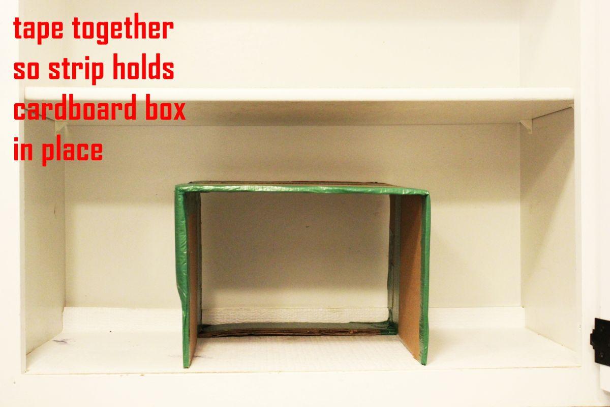 Assembling Your DIY Kitchen Cabinet Organizer