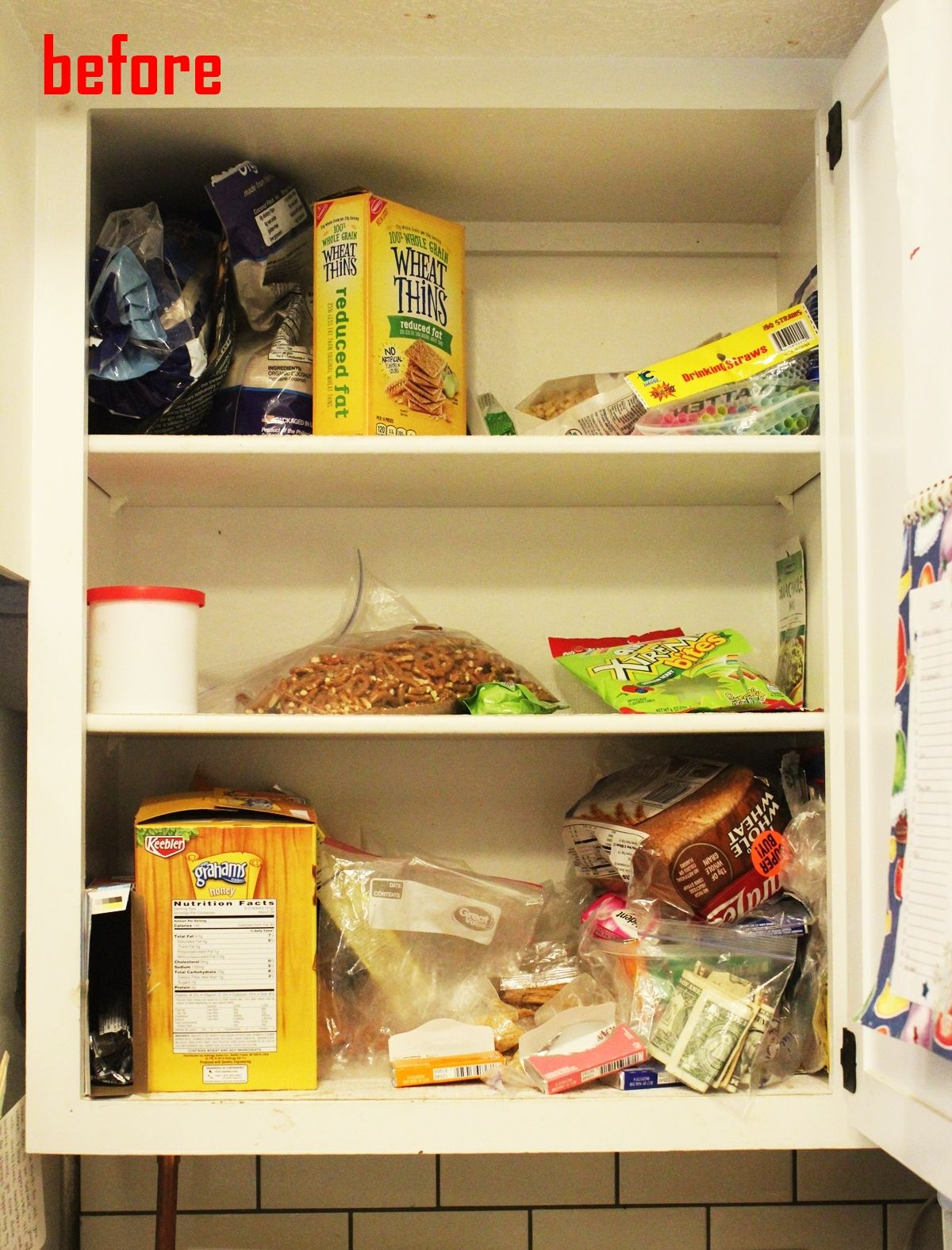 How To Declutter The Kitchen One Cupboards Organizational Journey - Calligaris-seattle-storage-cupboard-with-four-doors
