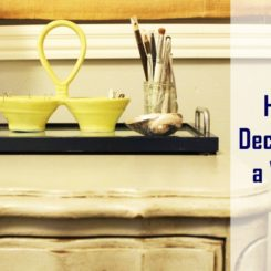 How to Declutter Vanity - How to Declutter a Vanity