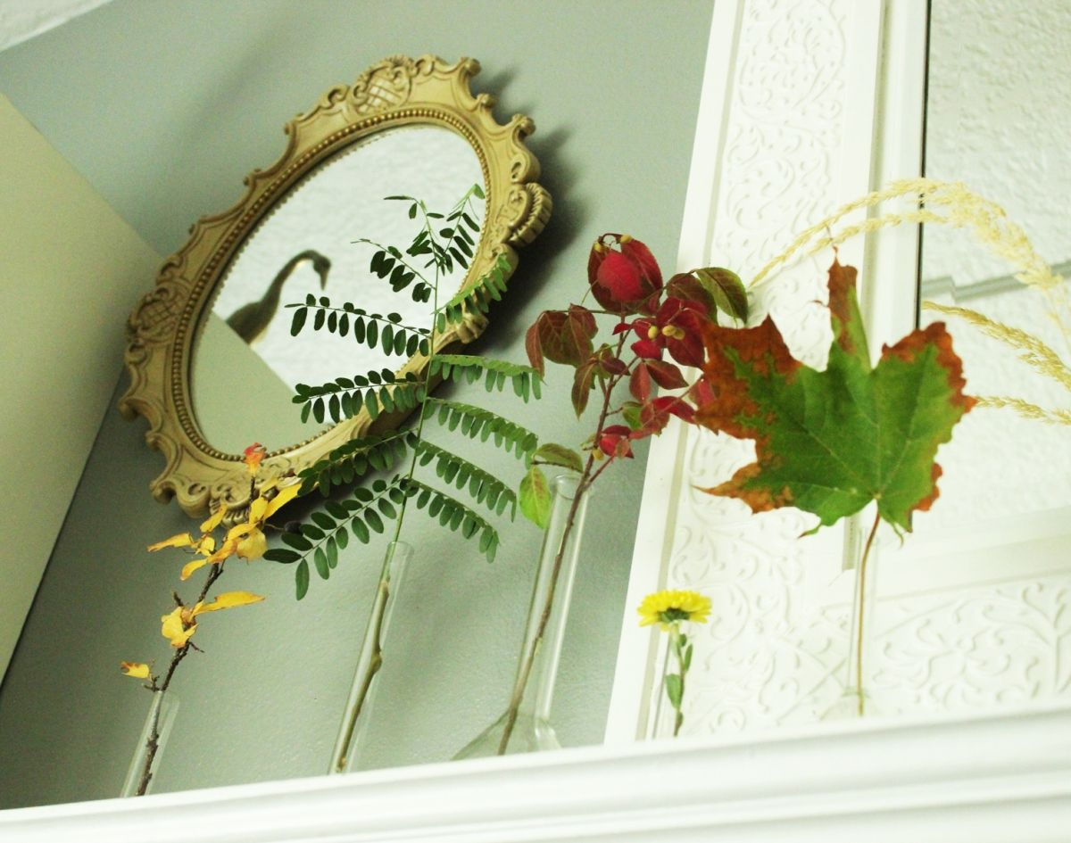Less is more how to declutter a mantel - Important thing consider decluttering ...