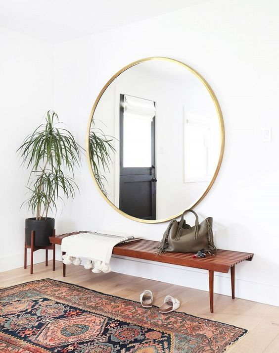Foyer Mirror Feng Shui : Feng shui what it is its five elements and basic