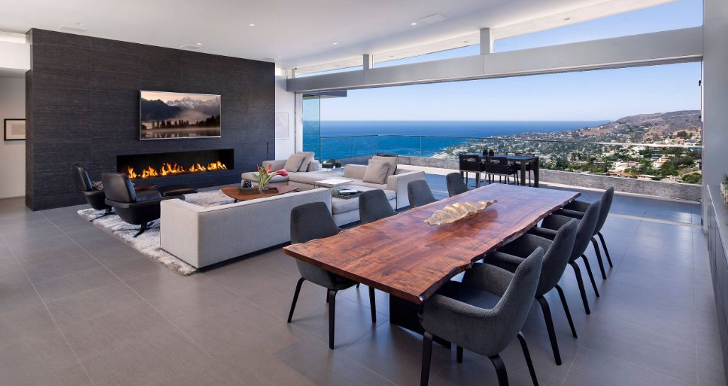 Exterior Balcony Ceiling Designs, Nature S Charm Captured In Live Edge Dining Tables