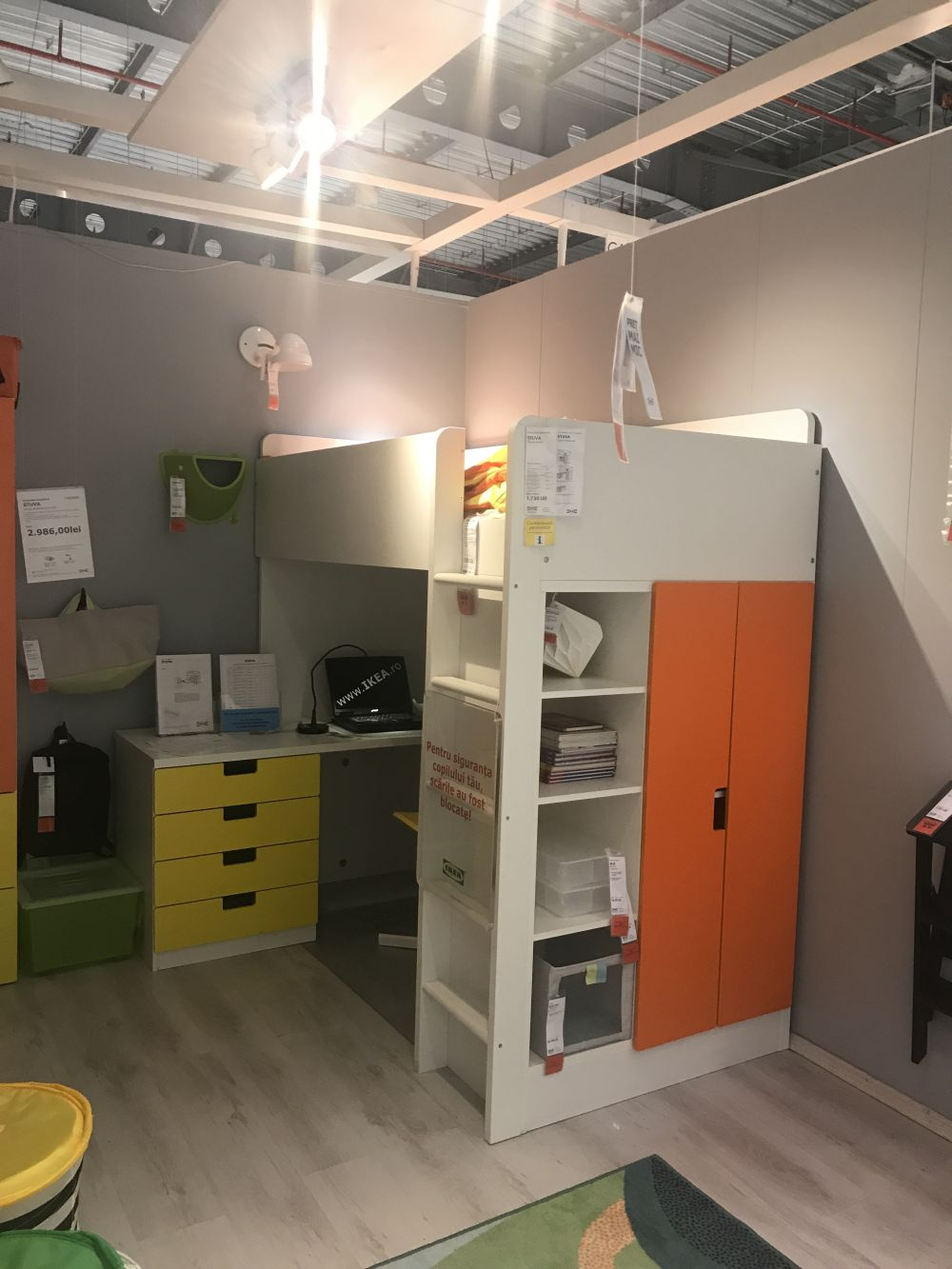 wwwikea bedroom furniture. Small Bedrooms Can Benefit From A Raised Bed With Desk Situated Underneath To Make The Wwwikea Bedroom Furniture