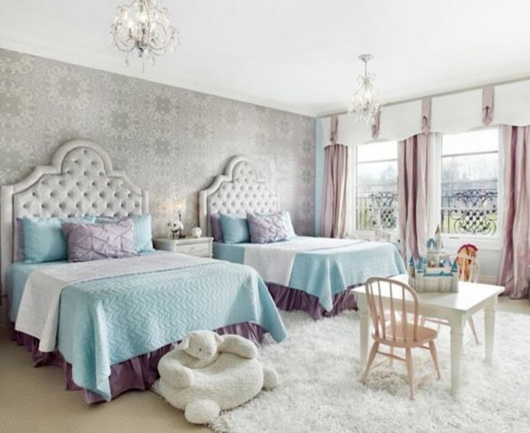twin beds for girls with an eye for stylish decors rh homedit com