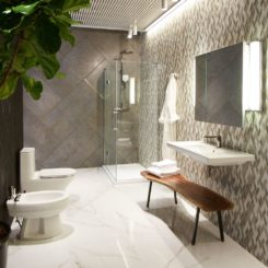 10 Walk In Shower Design Ideas That Can Put Your Bathroom Over The Top - Modern-bathroom-designs