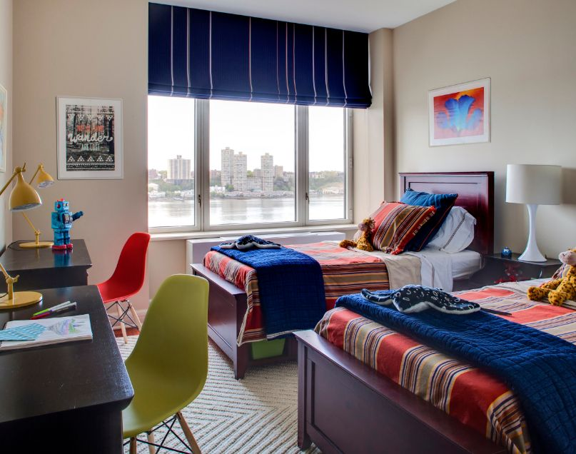 exciting twin boys bedroom ideas | Simple Ways To Make Twin Beds For Boys Look Cozy