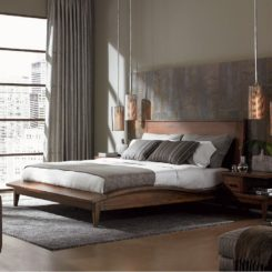 Placing the bed for a perfect feng shui