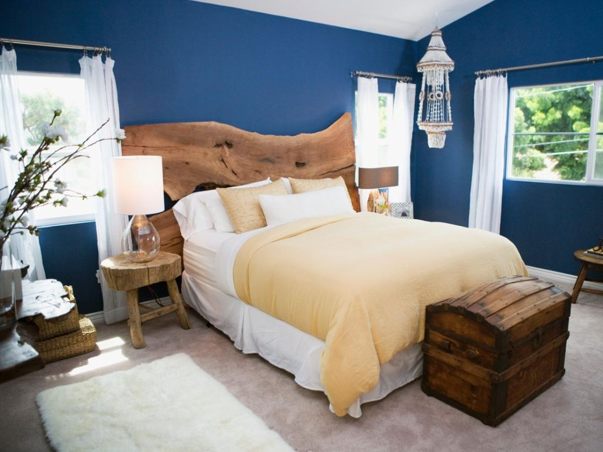 . The Four Best Paint Colors For Bedrooms