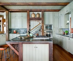 15 Rustic Kitchen Islands Perfect For Any Kitchen Nice Design